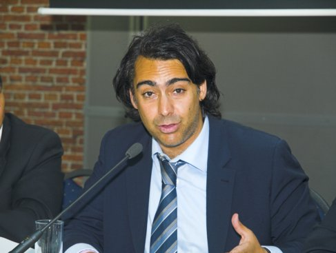 Marco Ominami at ELE2010